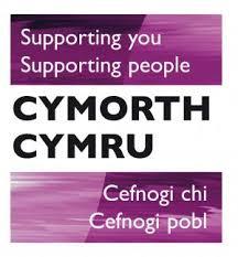 Cymorth Cymru logo
