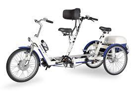 Tandem Trike