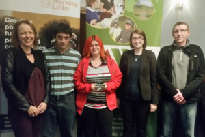 Gwobr Working Links Award